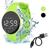 Hootracker Podomètre Bracelet Tracker d'activité-Simple, Compteur de Pas, Compteur de Calories, Charge d'usb pour Marcher Running Course a pied Enfant-Green
