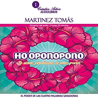 Hooponopono audiobook cover art