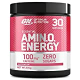 Best Pre Workout For Women - Optimum Nutrition Amino Energy Pre Workout Powder, Energy Review