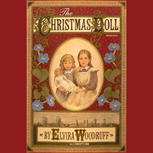 The Christmas Doll audiobook cover art