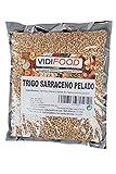 Trigo sarraceno - 1kg - Ideal para dietas cetogénicas y veganas - Tortitas de cereal sin gluten - Cereal para fideos soba
