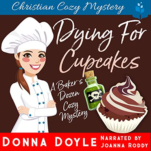 Dying for Cupcakes  By  cover art