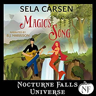 Magic's Song audiobook cover art