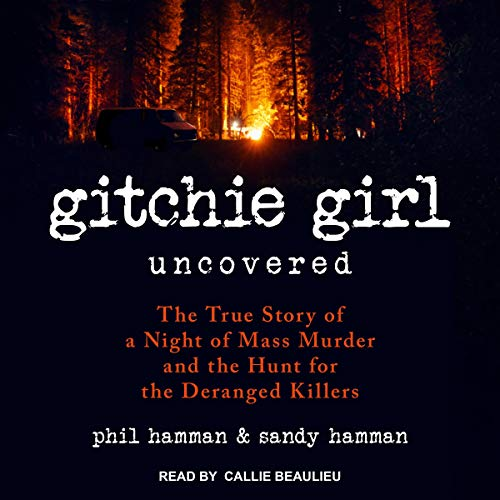 Gitchie Girl Uncovered audiobook cover art