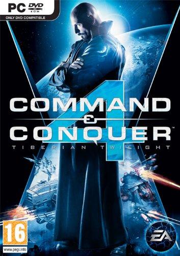 Command & Conquer 4: Tiberian Twilight (PC DVD) [Importación inglesa]