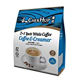 2-Pack Malaysia Authentic Chek Hup 2 In 1 Ipoh White Coffee (12s x 30g/pack) (2)