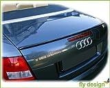 Car-Tuning24 53256984 Tuning A4 B6 B7 CABRIO SPOILER / HECKSPOILER Brillantschwarz LY9B