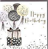 """Belly Button Designs Paloma bezaubernde Glückwunschkarte zum Geburtstag """"Happy Birthday"""""""