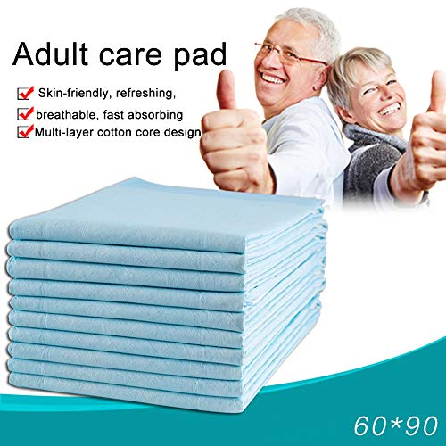 Why Should You Buy Anniston Baby Accessories, 10Pcs 60x90cm Adults Nursing Mats Diaper Disposable Ca...