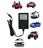 12V Kids Powered Wheel Charger, 12 Volt Battery Charger for Children's Electric Ride On Car Competiable with Audi BWM Mecerdes-Benz Battery Power
