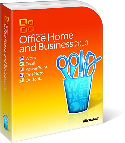 Office Home and Business 2010 2PCs (DVD-ROM)