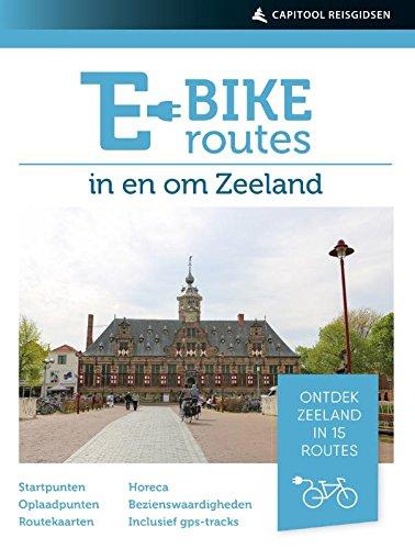 E-bikeroutes in en om Zeeland