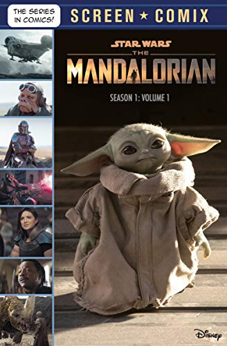 Star Wars Screen Comix 1: The Mandalorian Season 1