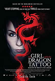 Best the girl with the dragon tattoo 2009 poster Reviews