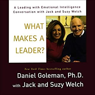 What Makes a Leader? cover art