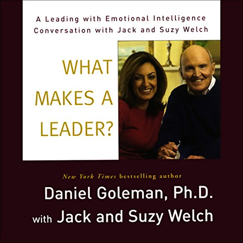 What Makes a Leader? audiobook cover art