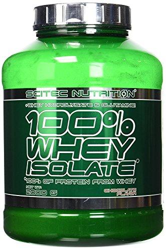 Whey Isolate 2000g choco-hazelnut