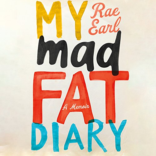 My Mad Fat Diary audiobook cover art