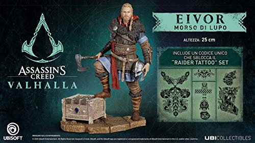 Assassin'S Creed Valhalla - Eivor Male Figurine
