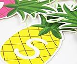 SUNBEAUTY Ananas Girlande SUMMER Buchstaben Banner Sommerparty Dekoration - 2