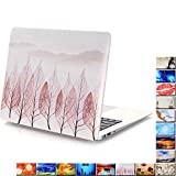 YMIX Plastic Cover Snap on Hard Protective Case for MacBook Pro 13' with CD-ROM (A1278) , Hu Poplar