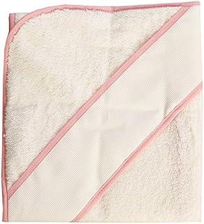 PURALGO-puro algodón. Toalla para bebés de punto de cruz,