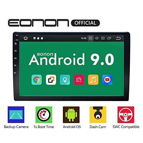 "Autoradio Eonon GA2178 10.1"" 2 Din Android 9.0 Pie 2GB RAM 16 GB ROM Kein DVD CD"