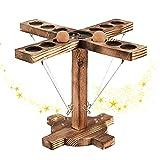 Ring Toss Game Hook Toss Game 4 Personen Indoor Und Outdoor Tischplatten Spiele Ringwurfspiel...