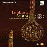Tambura Sruthi, Vol. 3 (Sruthi 4.50)