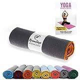 NirvanaShape ® Yoga Handtuch rutschfest