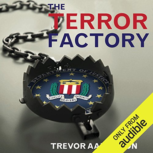 The Terror Factory audiobook cover art
