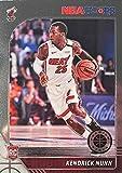 KENDRICK NUNN Exclusive Basketball ROOKIE Card - Brand New 2019-20 Panini NBA Hoops PREMIUM STOCK Basketball Card - Miami Heat Collectible