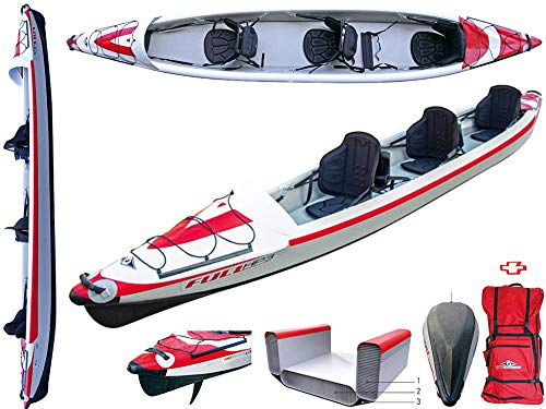 BIC YakkAir Full HP3 Inflatable Kajak