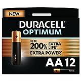 Duracell - Nuevo Pilas alcalinas Optimum, 24 Pilas AA + 24 Pilas AAA, 1.5 Voltios LR6 LR03 MX1500 MX2400