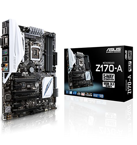 Asus Z170-A - Placa base ATX