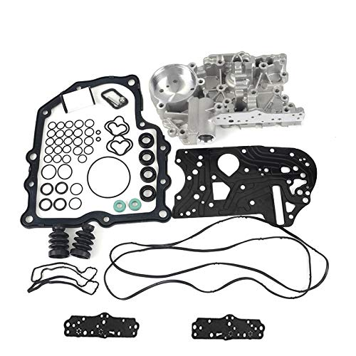 0AM325066AE DSG DQ200 Transmission Valve Body + Repair Kit Compatible with VW Skoda Seat