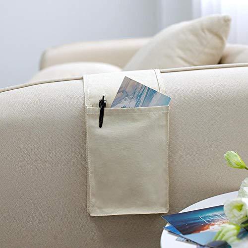 Organizador sofa organizador de reposabrazos sofá bandejas brazos de sofa Organizador mandos a distancia Reposabrazos para sofá o sillón,Organizador para teléfono,Libro,revistas,Mando a Distancia