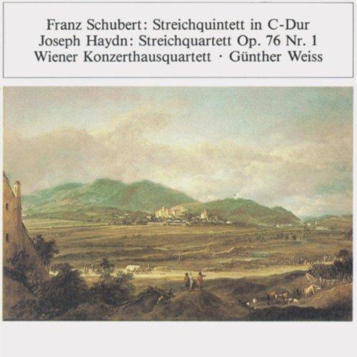 Streichquintett in C-Dur, Op.163 D. 956,1.Satz - Allegro ma non troppo