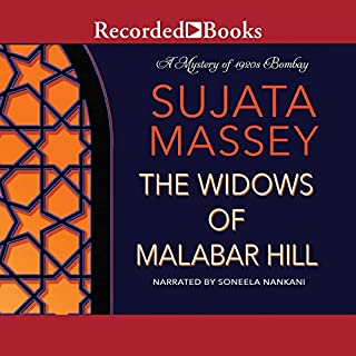 The Widows of Malabar Hill audiobook cover art