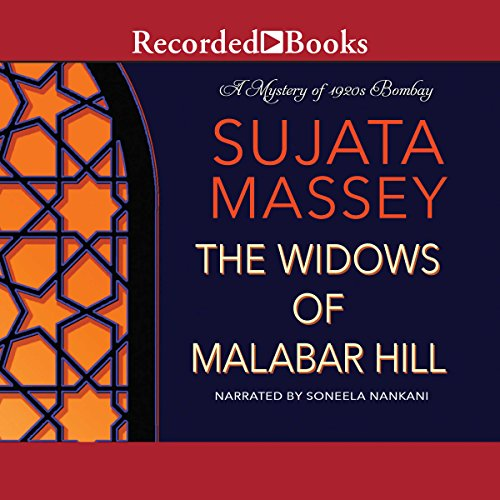 The Widows of Malabar Hill cover art