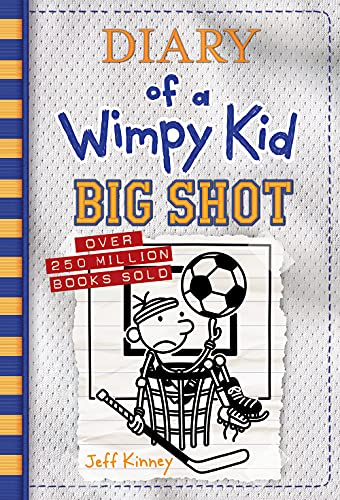 Compare Textbook Prices for Big Shot Diary of a Wimpy Kid Book 16  ISBN 9781419749155 by Kinney, Jeff