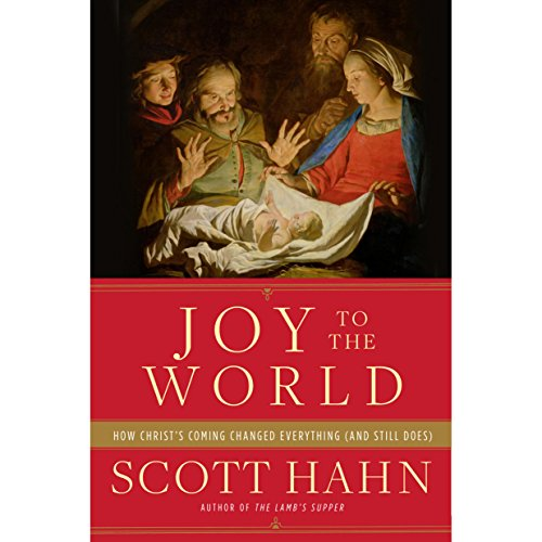 Joy to the World audiobook cover art