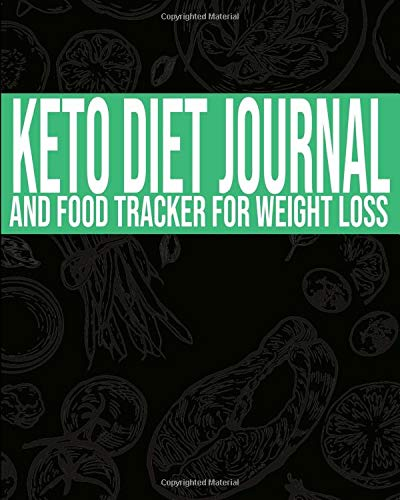 Keto Diet Journal And Food Tracker For Weight Loss: Cool Macros Journal , Keto in 12 weeks For Beginers