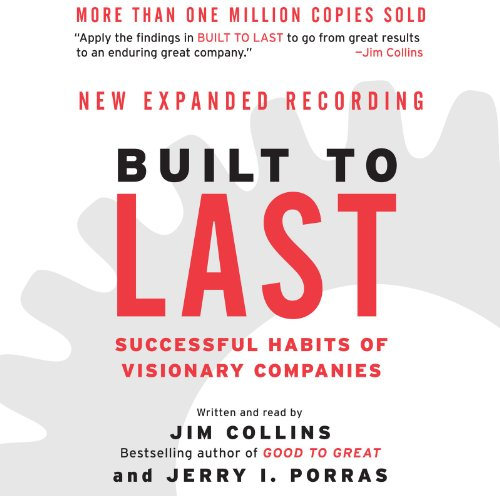 Built to Last Audiobook By Jim Collins cover art