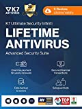 K7 Ultimate Security Infiniti Antivirus 2021 for Lifetime Validity | 5 Devices | Threat Protection,Internet Security,Mobile Security| laptop,PC, Mac®,Phones,Tablets,iOS | 2 hr Email Delivery