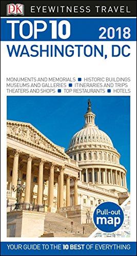 Top 10 Washington, DC: 2018 (DK Eyewitness Travel Guide)