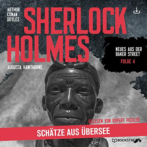 Sherlock Holmes - Schätze aus Übersee Titelbild