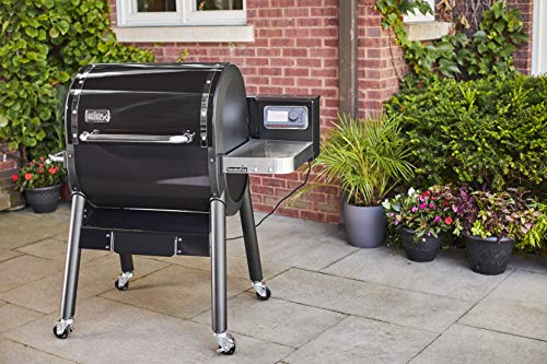 Weber 22510001 Wood Fired Pellet Grill Review
