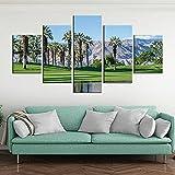 QQWW Bilder Wandbild 150x80cm Vlies - Leinwand Bild XXL