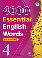 4000 ESSENTIAL ENGLISH WORDS 4 With Answer Key